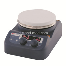 5 Inch Led Digital Magnetic Hotplate Stirrer Laboratory