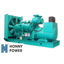 800kw 1000 kVA Cummins K38g5 Motor Diesel Gerador Preço Melhor
