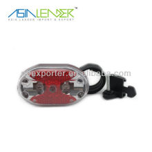 9 led bike light safety light