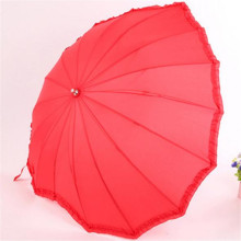 Hot selling attractive for Wedding Umbrella Indian style Wedding Bridal Shower Umbrella Decorations export to Cuba Exporter