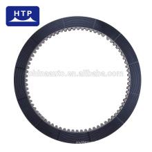 Usine directe prix transmission pièces d'assemblage papier matériau plaque de friction pour Caterpillar 9P7390