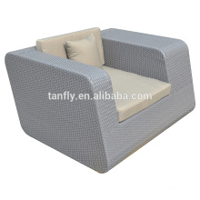 wicker aluminum couch living room sofa