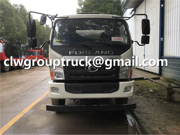 FORLAND Concrete Mixer Truck