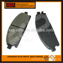 Brake Pad for Pathfinder X-trial 41060-1W385 ceramic disc brake pads