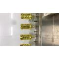 ligne de revêtement pour bouteille en verre