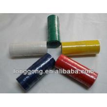 Ruban en fil de PVC (ruban adhésif ignifuge, ruban isolant en pvc)