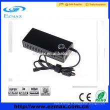 65W et 90W Commutateur manuel adaptateur secteur adaptateur secteur adaptateur pour ordinateur portable chargeur pour ordinateur portable avec prise universelle