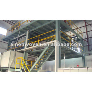 PP Spun bonded nonwoven fabric production line for shopping bag
