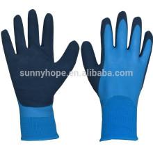 Устойчивые к химическому воздействию нейлоновые перчатки с нейлоновым покрытием