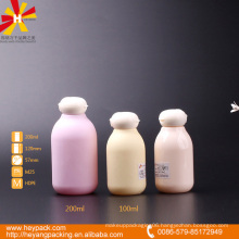 100/120ml baby lotion bottle