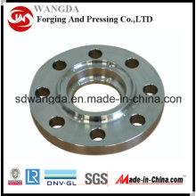 Reborde de placa de acero de más Popular ANSI placa brida A105 de carbón