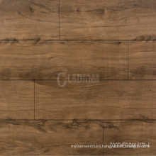 Best selling easy click indoor pure vinyl plank flooring