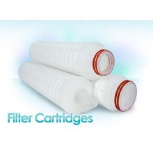 Cartouche de filtre plissé multi-couches Polypropylène / PP