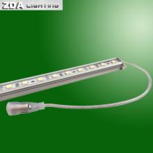 Lumière rigide imperméable SMD5050 de bande de LED dans 60LEDs / M