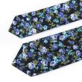 Cravates de cravate de cravate en soie 100% de cravates