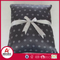 Fornecedor de fábrica de almofada de lã impressa, almofada de uso doméstico com alta qualidade, novo design sofá almofada
