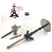 2017 Hookah De Alumínio Shisha Chicha Tubulação De Fumar Nargile Acessórios