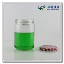 500ml Round Canned Food Glass Jar Honey Glass Jar