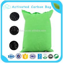 En gros Deodorizer de voiture charbon de bambou Charbon actif sac