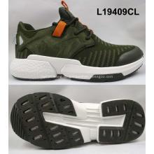 Erwachsene laufen Flyknit Schuhe