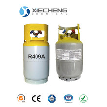 High Quality Industrial Factory for Substitutes Refrigerant Mixed Refrigerant R409A 12L CE cylinders supply to Bermuda Supplier