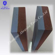 Tipo de bloque abrasivo CBN rectificado de piedras para pulir
