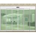 Best prices balcony glass automatic sliding telescopic door