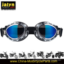 4481037 Fashionable ABS Harley Type Goggle for Motorcycle