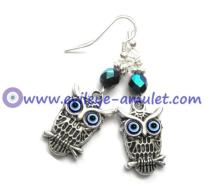 evil-eye-owl-dangle-earrings-antique-silver-blue-earrings