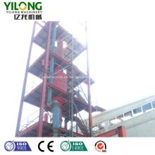 Fabricación de diesel a partir de equipos de aceite de motor de desecho