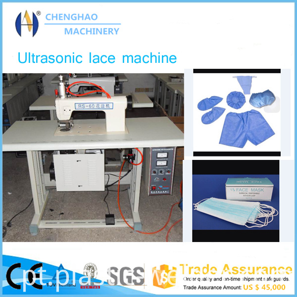 Ultrasonic Masks Making Machine