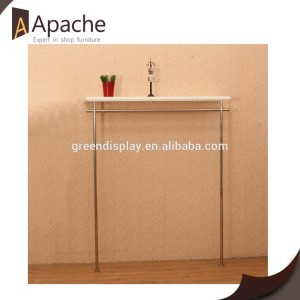 Hot selling Fashion Metal Clothing Display Stand for 2015