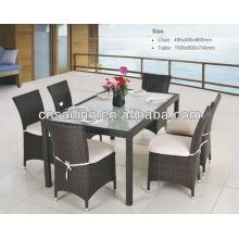 Все Weather Wicker Высококачественные садовые сады eden furniture Мебель для столовой