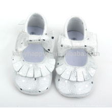 Hot venda de sapatos de sapatos macios de sola macia sapatos de meninas bonitas