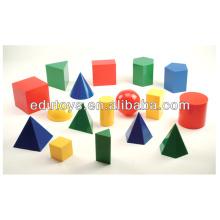 Rainbow Fraction Tiles Preschool Education Toys