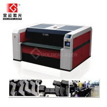 Independent Dual Head Laser Cutting Leather Machine