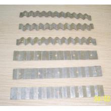 Carcaça de enchimento de peças de aço