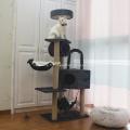 Condo Catcus Escalade Gratter Chat Maison Arbre Tour