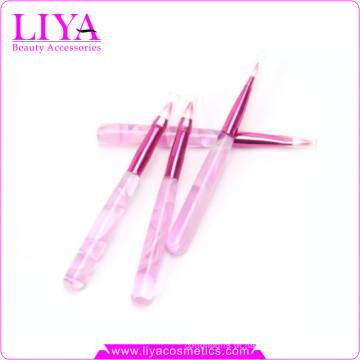 Escova de cosméticos mulheres maquiagem ferramentas OEM lábio