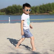 Детские плавательные шорты с водоотталкивающей подкладкой 110GSM