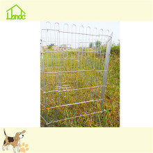 Wholesale welded wire pet dog kennel runs and playpens
