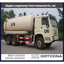 Sinotruk HOWO Sewage Suction Trucks