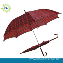 22 Inches 8K Cheap Straight Stick Umbrella