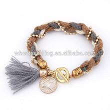 Fashion pendant hanging handmade bracelet
