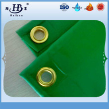 Leakproof pvc customized coated waterproof canvas tarps