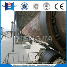 High effiency cement drying machine rotary kiln