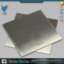 Chapa de aço laminada a quente inox 304