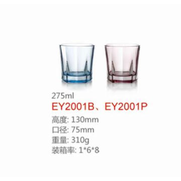 Crystal Colourfull Glass Cup Dg-1365