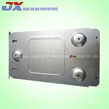 Acero, acero inoxidable, aluminio, cobre piezas de estampación metálica de fábrica del OEM