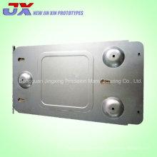 Aço, aço inoxidável, alumínio, cobre peças OEM fábrica Metal Estamparia